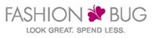 FashionBugCard.com logo