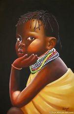 African Artist Chagwi