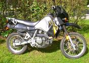 Kawasaki 650 Dual Sport Motorcycles for Rent