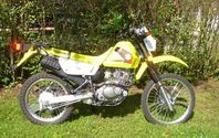 Suzuki 200 Dual Sport Motorcycles for Rent