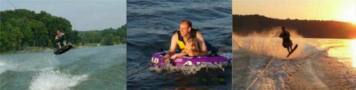 Boat, jetski, and water sport rentals on Lake Monroe