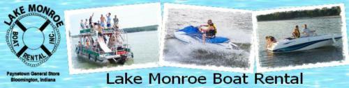 Lake Monroe Boat Rentals
